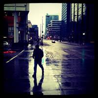 Chicago - Adams Street II by jonniedee