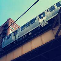 Runaway Train by jonniedee