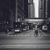 Crossing by jonniedee