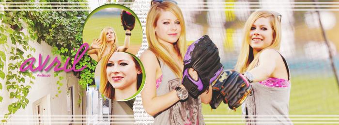 Avril Lavigne by AvrilJessie
