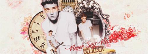 Never Say Never Belieber - Justin Bieber by AvrilJessie