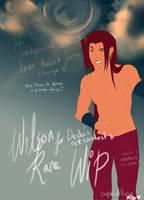 Wilson Kane WIP by Boys-In-Love