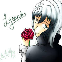 Lysandro by RethseArt