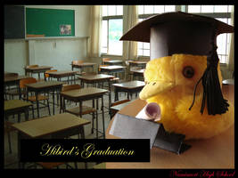 Hibird's Graduation by KyongF