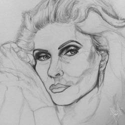 debbie harry by androdameia