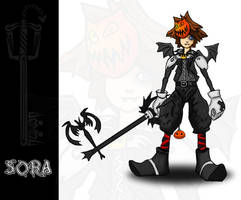 Halloween Sora by Cydel