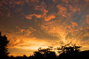 After the Storm Sunset 3 by Cydel