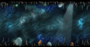 Crystal Caverns by Cydel