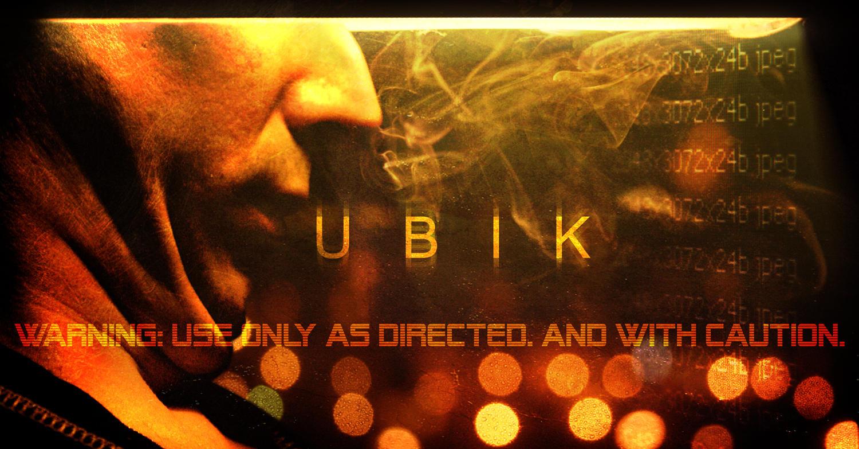 U  B  I  K by CHERDAK