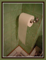 Toilet Paper by YesterdayMorning