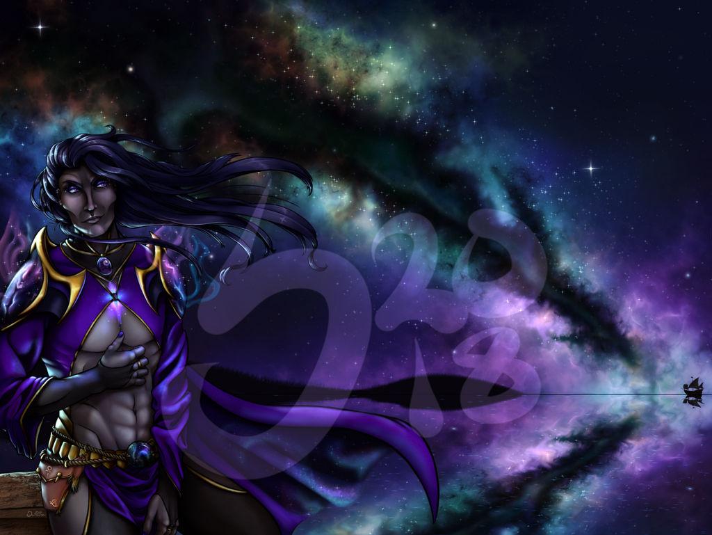 ::Com:: Arkhamir by FelDruidSareena