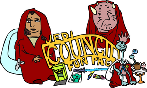 Jedi Council Fun Page by dhorlick