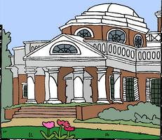 Monticello by dhorlick