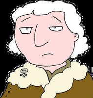 Robot Thomas Jefferson by dhorlick