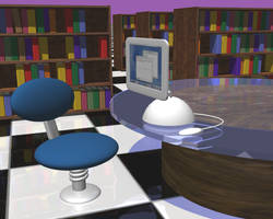 Public Library by dhorlick