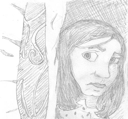 Amelia Pond by dhorlick