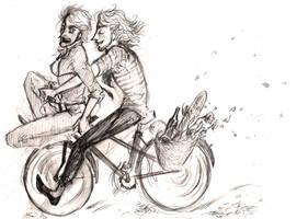 Biciclette by ilikepie94