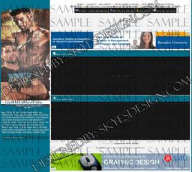 Liam McIntyre Files Gallery by SkyesDesign