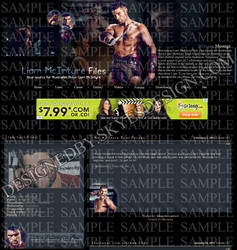 Liam McIntyre Files by SkyesDesign