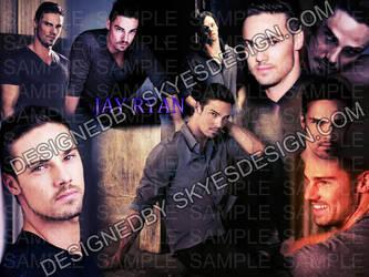 Jay Ryan wallpaper by SkyesDesign