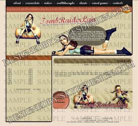 Tomb Raider 4 by SkyesDesign