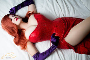 AWA 2012 - WFRR | Jessica Rabbit by elysiagriffin