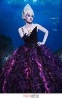 2013 - DragonCon | Disney Villain Ursula by elysiagriffin