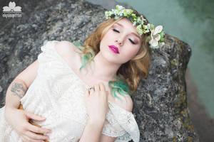 2014 Portraits - CupcakeDisko by elysiagriffin