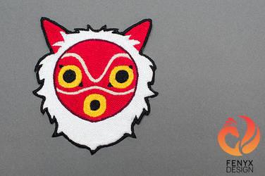 FenyxDesign - Princess Mononoke Mask by elysiagriffin