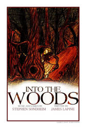 Into the Woods by silkreel