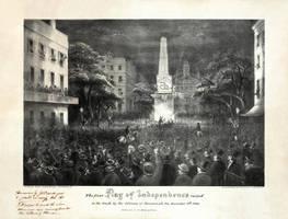 American Civil War: First Confederate Flag by AdamCuerden