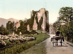 Ross Castle restoration II by AdamCuerden