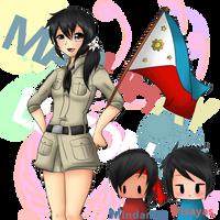 Mabuhay Luzon by Moonlite-Rabbit