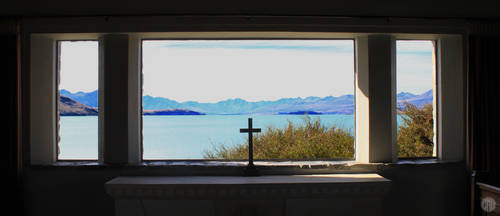 Church with a View by MrsSpock