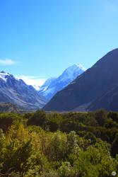 I Spy Mt Cook by MrsSpock