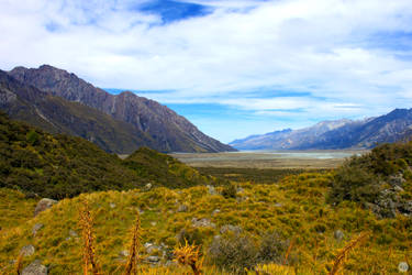 Tasman Valley 2 by MrsSpock