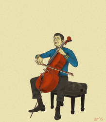 Music is Logical by MrsSpock