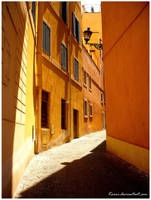 Streets of Rome by Korni