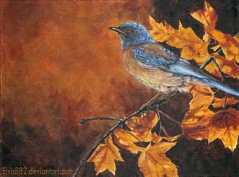 Bird paint by CallieFink