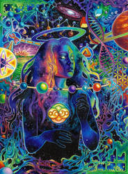 Pandora by CallieFink