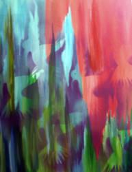 Carissa's Humming Birds by HeatherPeterman