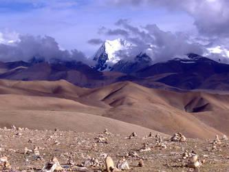Tibet - high pass by MinorKey