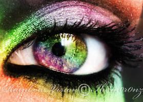 Rainbow Vision by LT-Arts