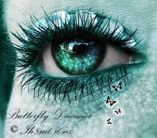 Butterfly Dreamer by LT-Arts