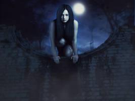 Fallen Vampire by LT-Arts