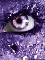 Purple Diamonds by LT-Arts
