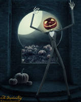 The Pumpkin King by LT-Arts