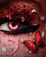 Crimson Beauty by LT-Arts