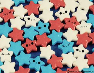 .: Happy Stars :. by LT-Arts