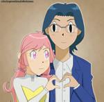 CM: Joe and Akiya by Neko-Hanyou-Sakura